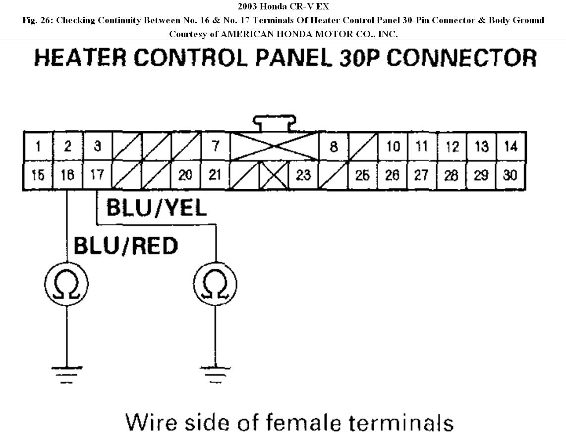2003 honda crv fuse box diagram ceiling fan wiring with regulator 04 under dash sale 31 images