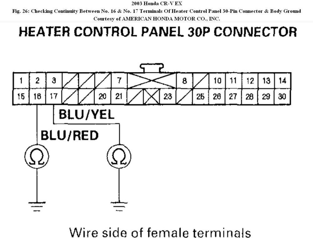 medium resolution of 2004 honda cr v engine wiring diagram wiring library wiring diagram furthermore on honda cr v wiring harness diagram clock