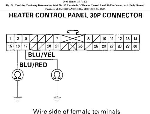 small resolution of 2004 honda cr v engine wiring diagram wiring library wiring diagram furthermore on honda cr v wiring harness diagram clock