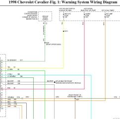 2001 Chevrolet Cavalier Stereo Wiring Diagram 277v Light Switch Battery Drain Car How To Install A With