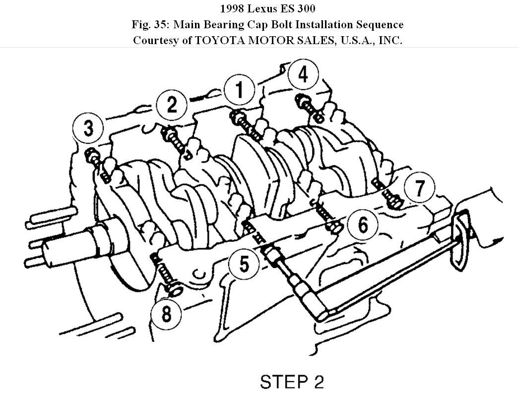 Lexus Es Engine