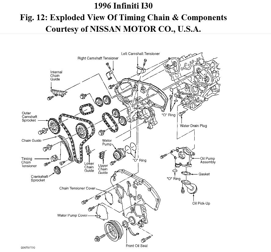 Service manual [2003 Infiniti I How To Replace Timing
