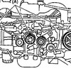 2002 Subaru Forester Timing: How Do I Know That Both Cams