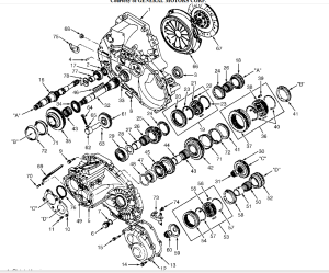 How Do You Split the Manual Transaxle Case? I Can't Find a