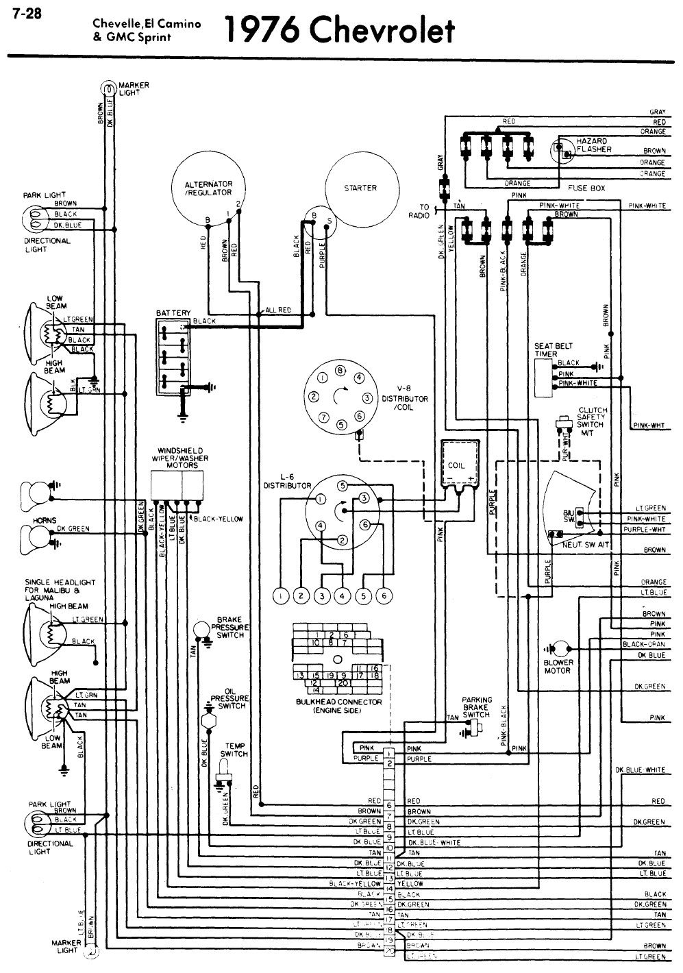 [DIAGRAM] 1979 El Camino Fuse Box Diagram FULL Version HD