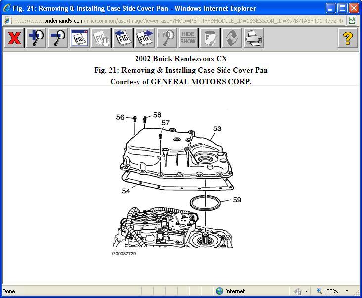 3 8 Buick Engine Diagram Tcc Solenoid Location 1 Tcc Solenoid Location On 2002