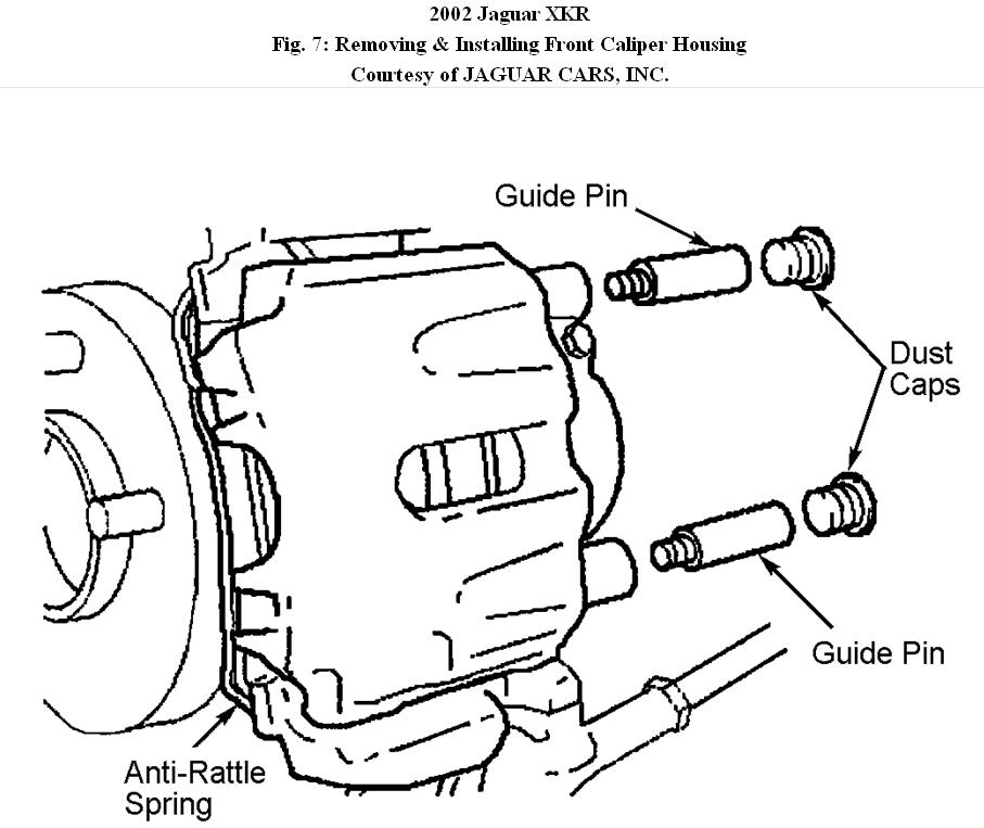 FRONT BRAKE CALIPER REMOVAL: IN THE PAST I HAVE USED