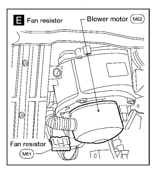 How To Remove Heater Blower From A 2003 Land Rover Range