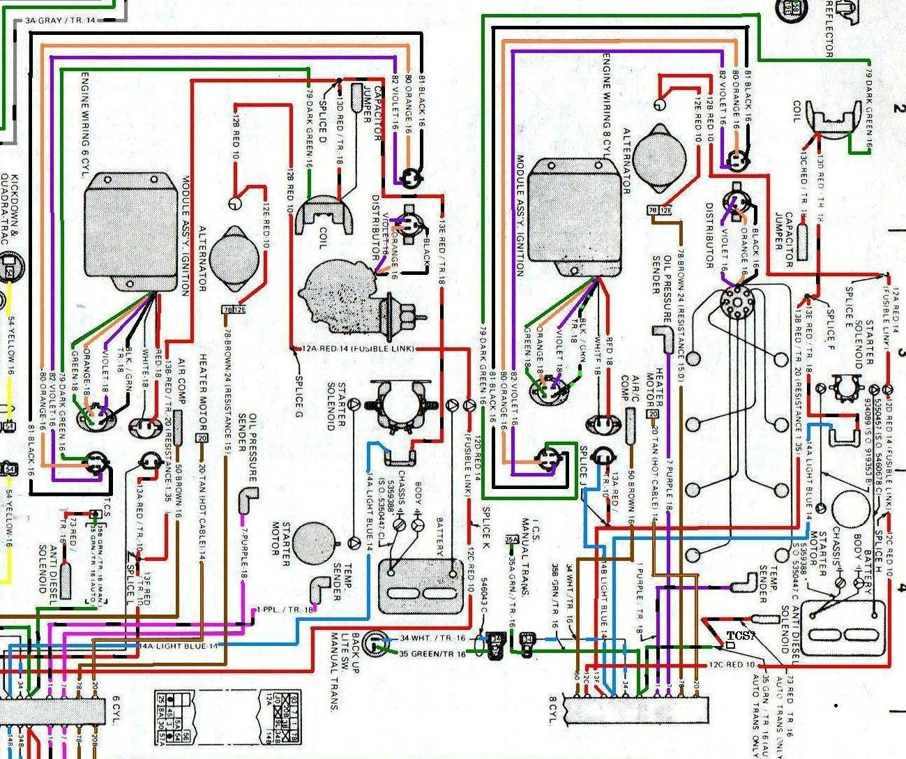 hight resolution of 81 jeep cj7 wiring
