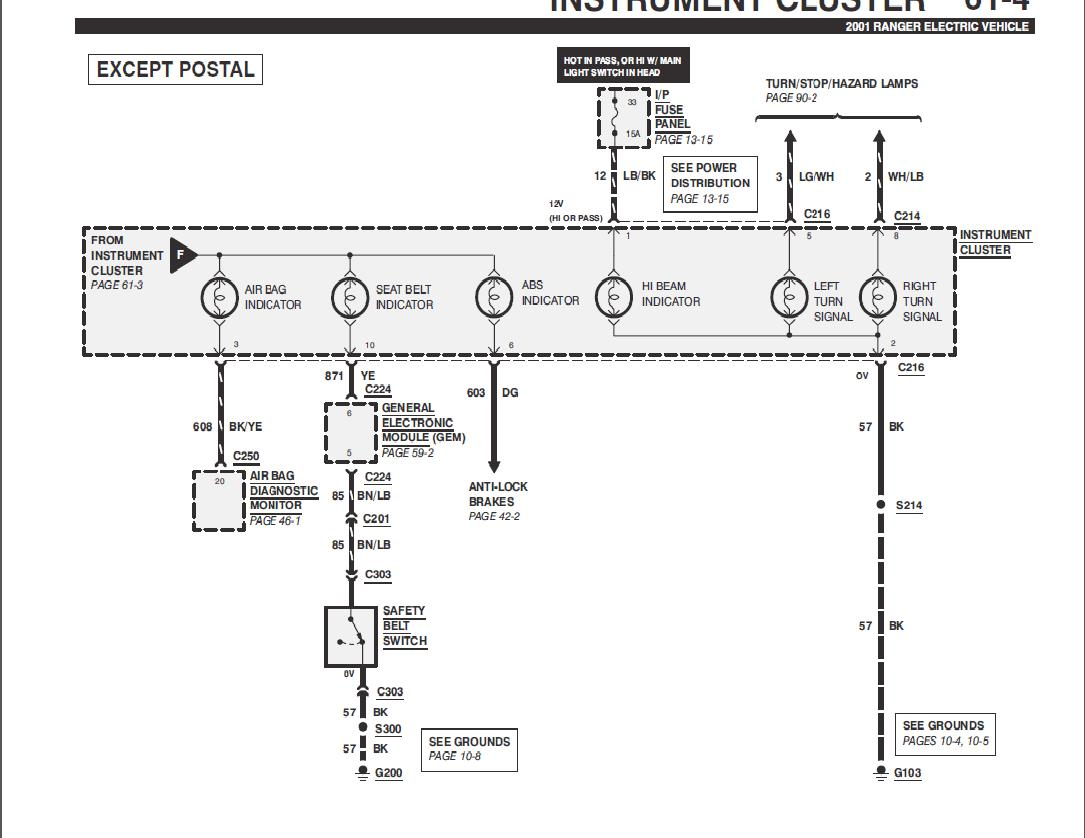 Ford Explorer Starter Wiring Diagram Schemes