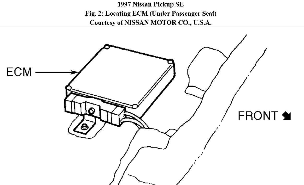 [DIAGRAM] Nissan Hardbody Fuse Location FULL Version HD