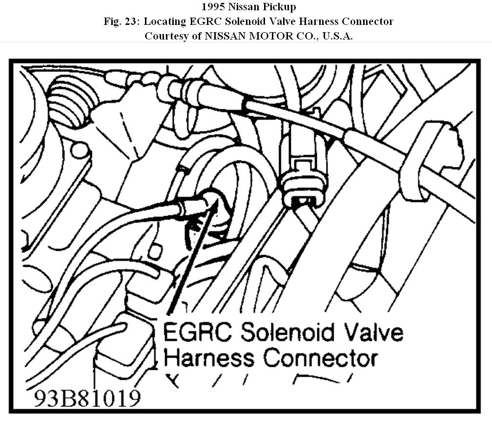 Engine Light, EGR System Failure: the Engine Light Comes