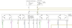 Driver's Door Wiring Diagram: Where Can I Find a Printable Door