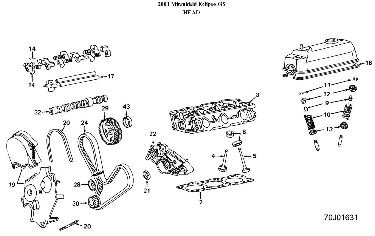 Code P0300 HARD TO START: Where Is the Camshaft on