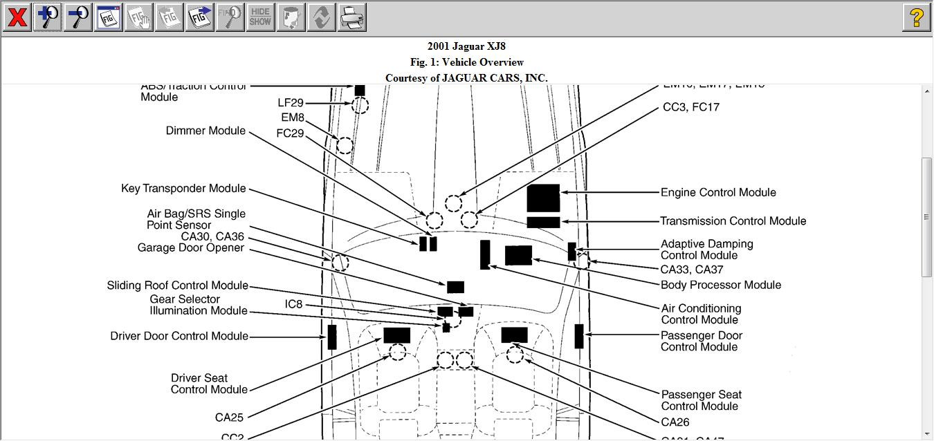 Toyota Air Bag Wiring Diagrams, Toyota, Get Free Image