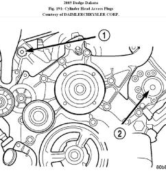 timing chain diagram i am in search of a diagram for timing marks rh 2carpros com 2006 dodge charger v6 engine dodge 4 7 timing tensioners [ 1068 x 854 Pixel ]