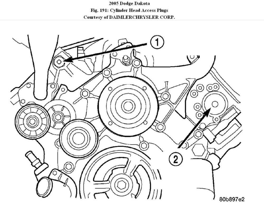 medium resolution of timing chain diagram i am in search of a diagram for timing marks rh 2carpros com 2006 dodge charger v6 engine dodge 4 7 timing tensioners