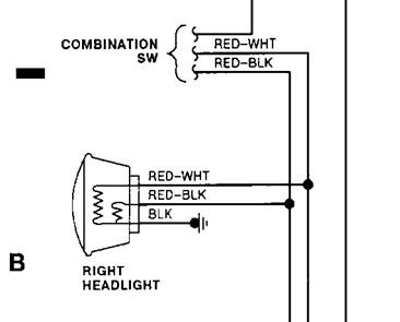 Headlight Relay: I Have a 1991 Mazda B2600 SE-5. My