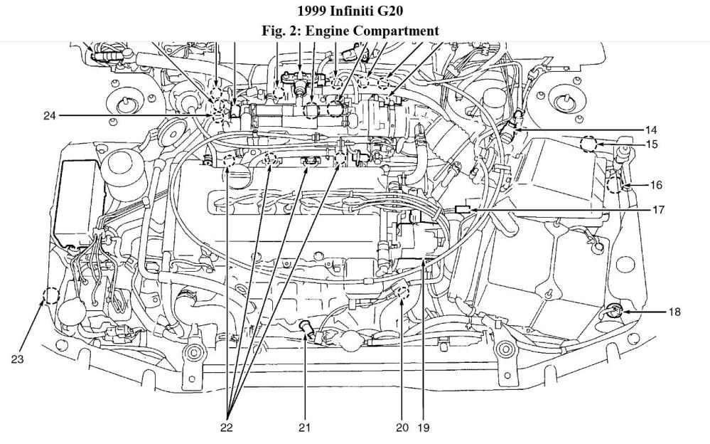 medium resolution of g20 engine diagram wiring diagram libraries 1993 infiniti g20 engine diagram