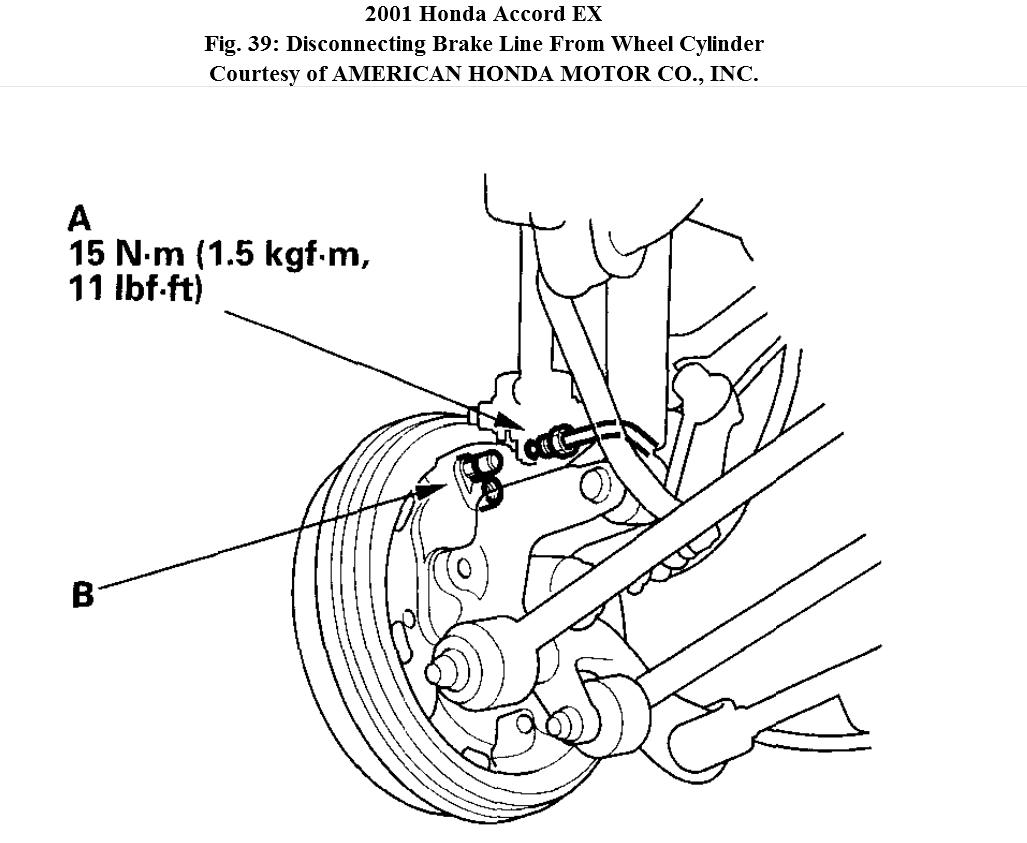 Service manual [2002 Honda Passport Change Gas Tank Vent
