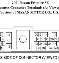 i have a 2001 nissan frontier se xe w 3 3l 6cyl engine no rh 2carpros com 1998 nissan frontier wiring diagram 98 nissan frontier wiring diagram [ 1589 x 498 Pixel ]