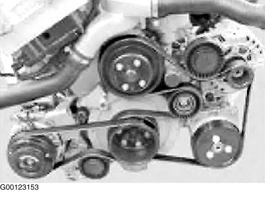 2002 Bmw 530i Serpentine Belt Routing And Timing Belt Diagrams