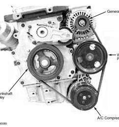 2004 mini cooper serpentine belt routing and timing belt diagrams 2004 mini cooper engine diagram [ 1200 x 1111 Pixel ]