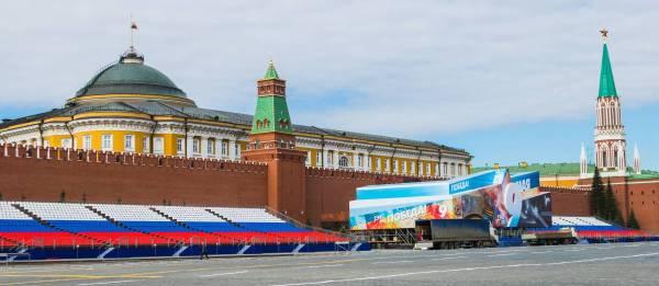 Rote Platz Moskau