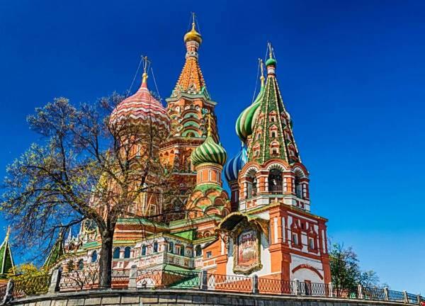 Basilius-Kathedrale Moskau