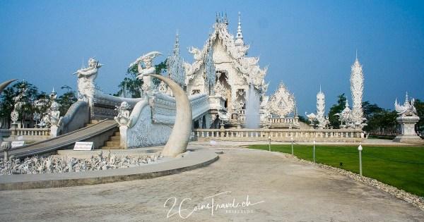 Weisse Tempel Wat Rong Khun