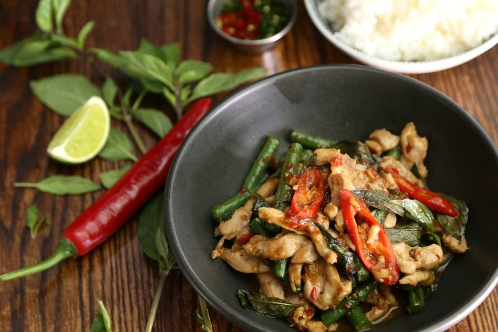 Thai Essen Titelbild