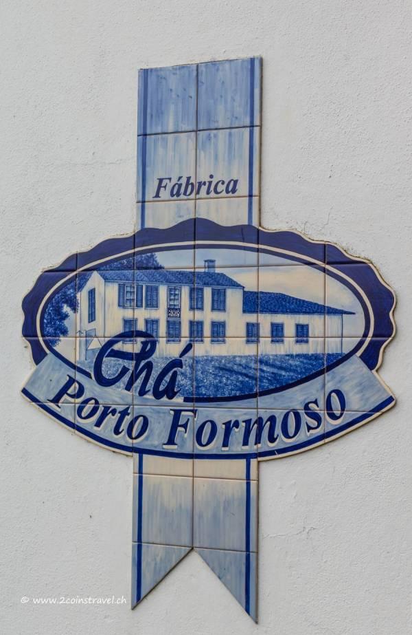 Tea Porto Formoso Logo
