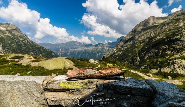 Ausblick Windegghütte
