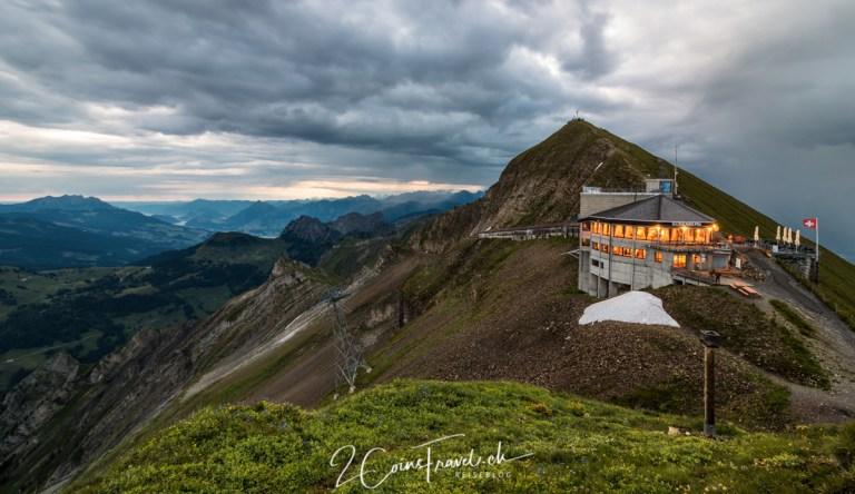 Sonnenaufgangsfahrt Brienzer Rothorn
