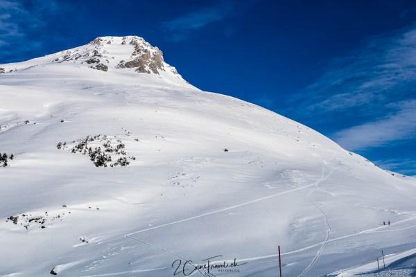 Wissberg bei Engelberg im Winter