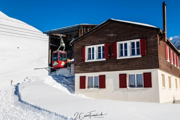 Bergstation Fürenalp