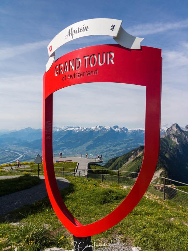Grand Tour of Switzerland Alpstein Hohe Kasten