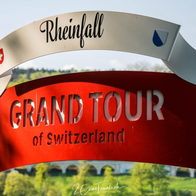 Grand Tour of Switzerland Rheinfall Schaffhausen