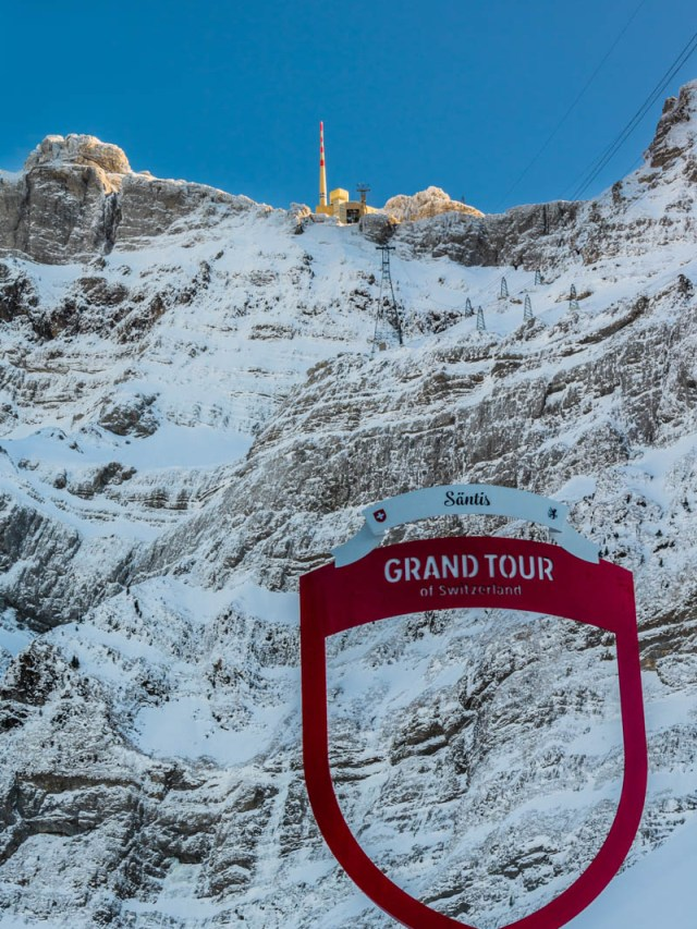 Grand Tour of Switzerland Säntis