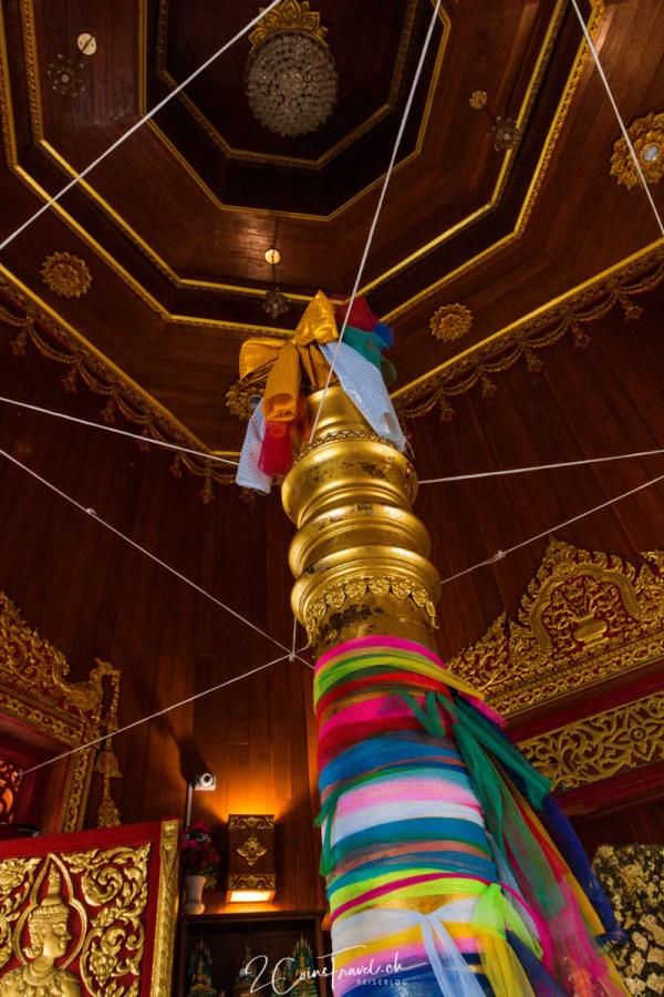 City Pillar Shrine Phrae