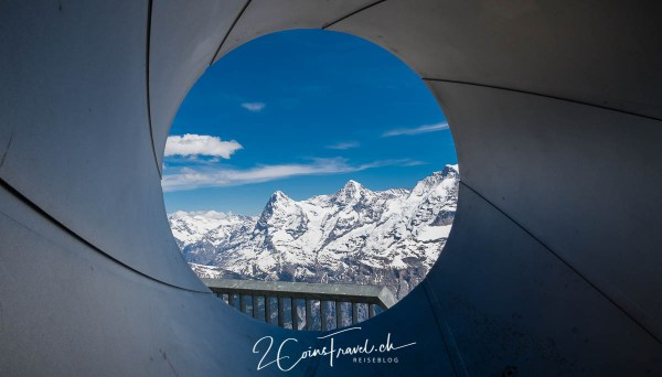 James Bond Intro Schilthorn