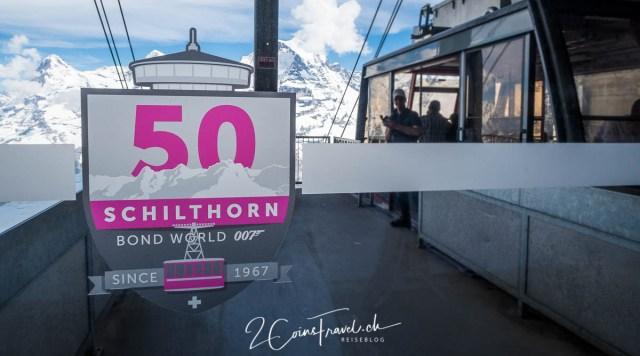 50 Jahre Schilthorn