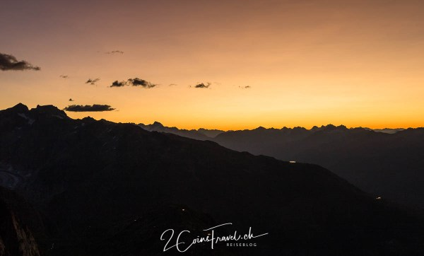 Sonnenaufgang Eggishorn