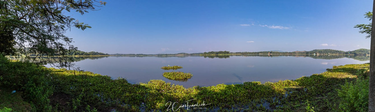 Panorama Chiang Saen Lake