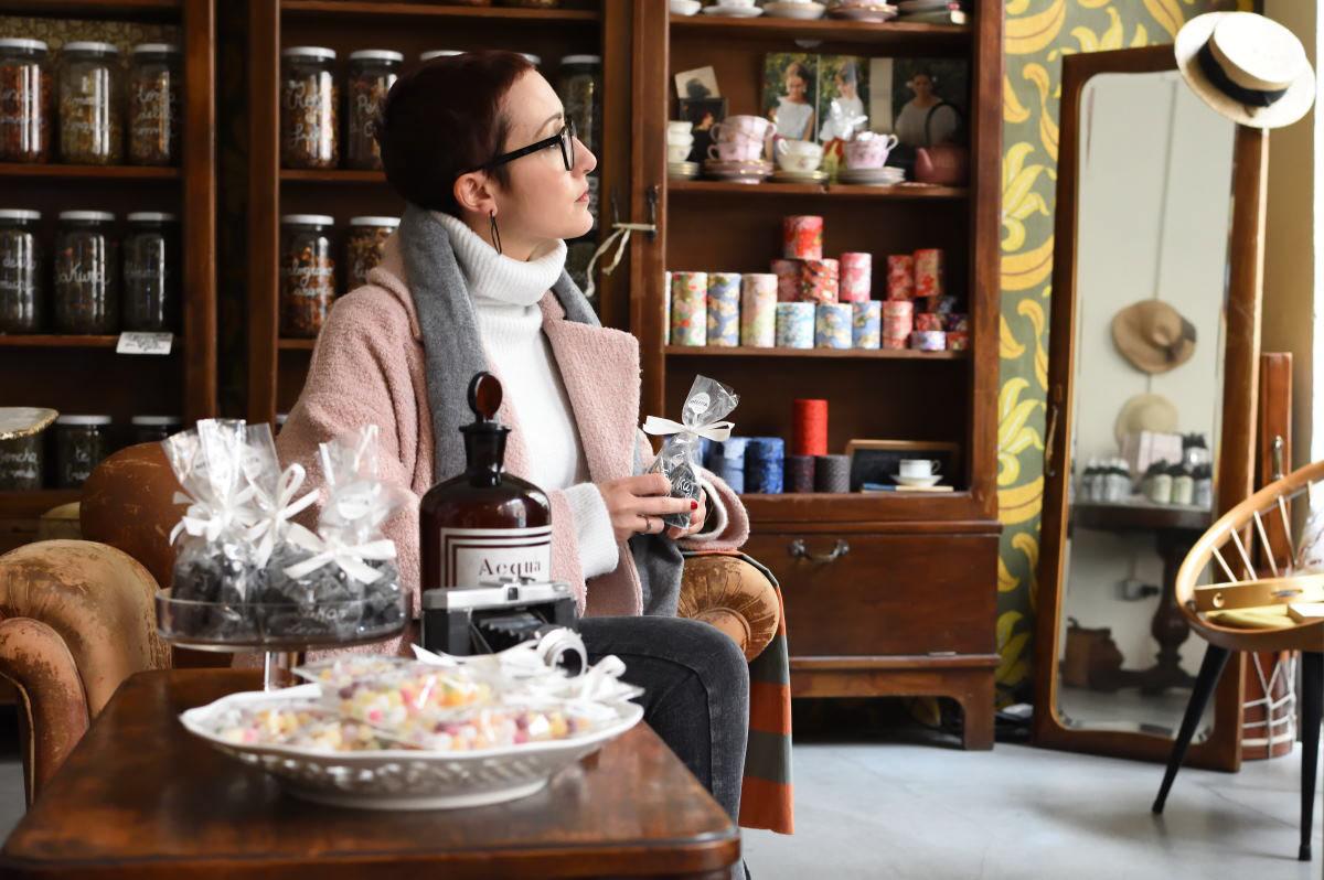 Melissa Erboristeria, una bioprofumeria a 65 passi dalla Mole Antonelliana