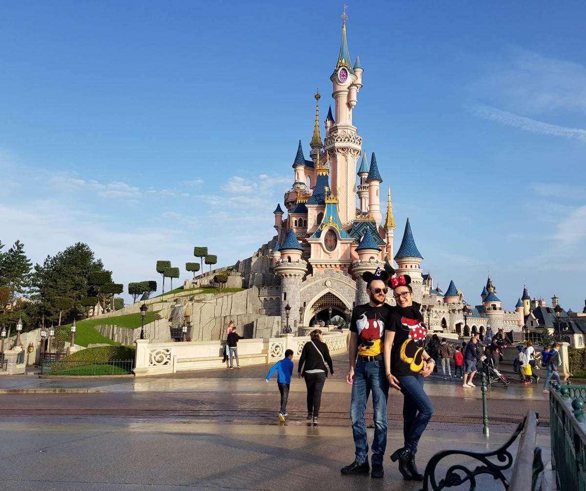 Disneyland Paris come tornare Bambini
