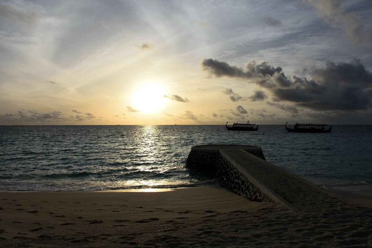 Cosa fare alle Maldive :  come trascorrevamo la giornata sull'isola