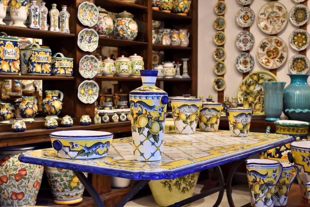 Ceramiche Toscane Montelupo Fiorentino ceramiche di montelupo fiorentino- 2 cuori in viaggio
