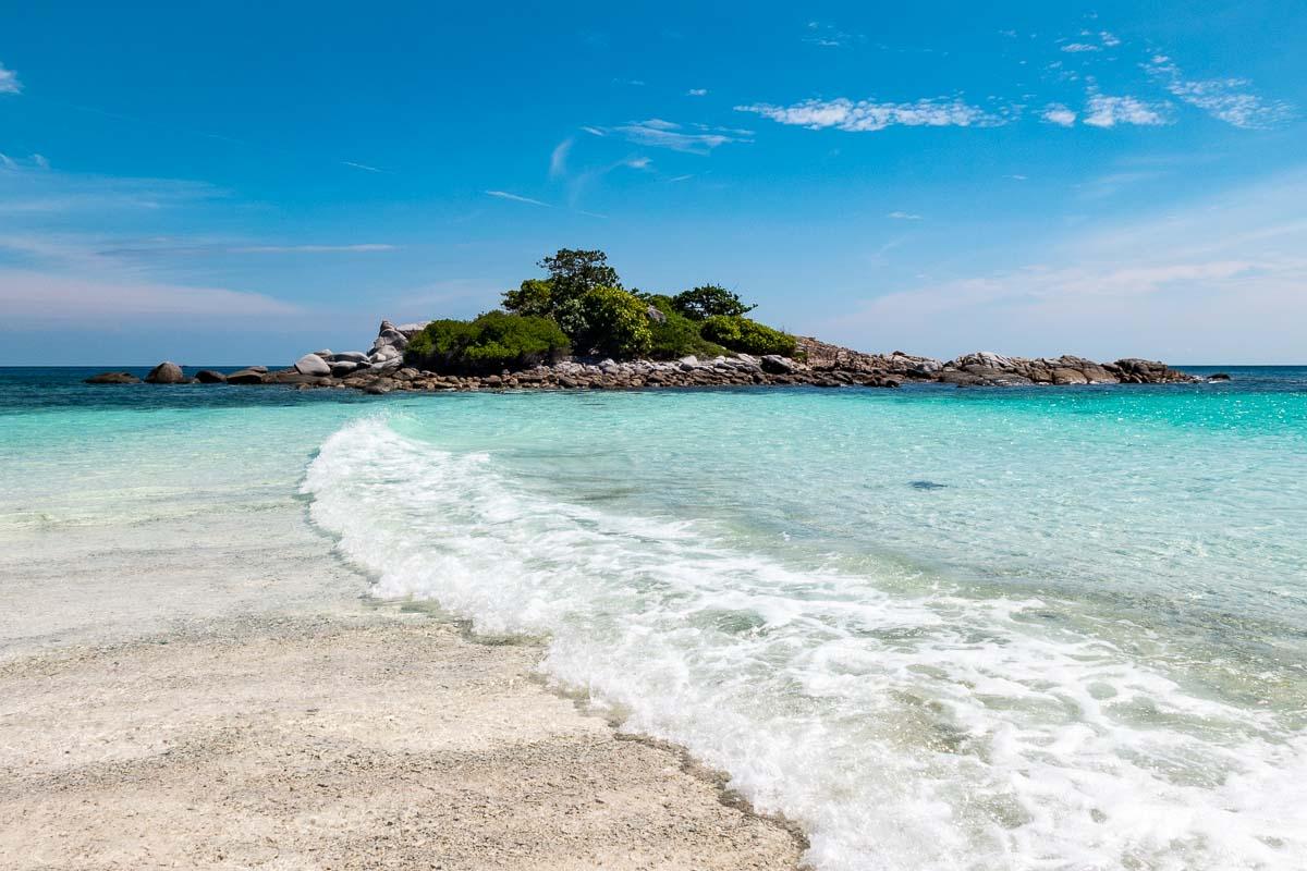 Isole vicino a Phuket : Raya Noi