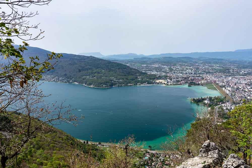 Giro del lago di Annecy
